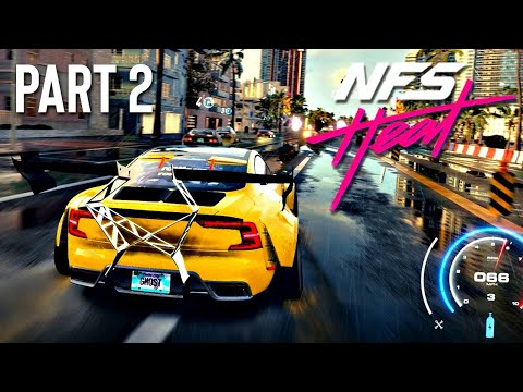 BUYING NEW CARS!! (Need for Speed: Heat, Part 2)
