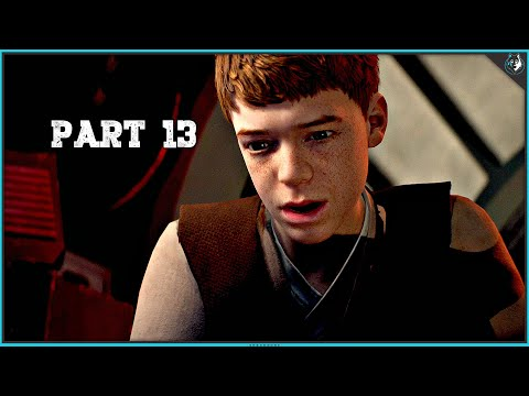 Star Wars Jedi Fallen Order Playthrough Part 13 - EXECUTE ORDER 66 | PS4 Pro Gameplay