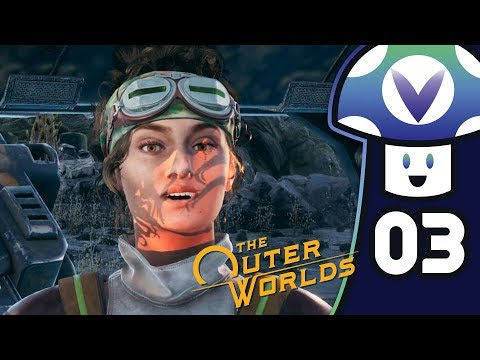 [Vinesauce] Vinny - The Outer Worlds (PART 3)