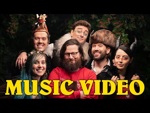 Oxventure Presents: Literally Everyone Else in the World - D&D Music Video, Raising Money for Mind
