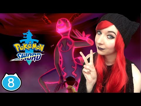 Raid Battles & Wild Area Pokemon Catching! - Pokemon Sword Walkthrough Part 8