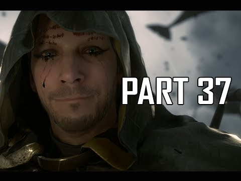 BOSS HIGGS - DEATH STRANDING Walkthrough Part 37 (PS4 Pro)