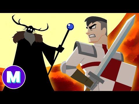 Paladin Jack (Samurai Jack Parody)