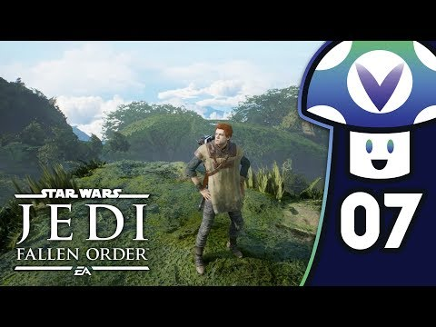 [Vinesauce] Vinny - Star Wars Jedi: Fallen Order (PART 7)