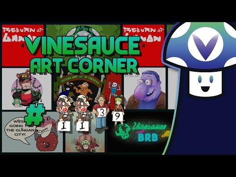 [Vinebooru] Vinny - Vinesauce Art Corner #1139