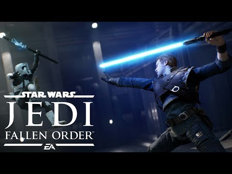 Force Tug | Star Wars Jedi: Fallen Order | Let's Play - #7