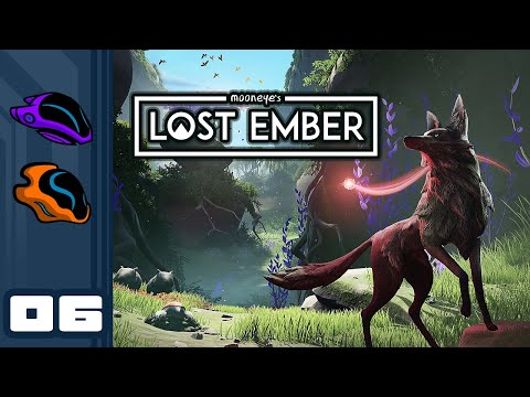 Let's Play Lost Ember - PC Gameplay Part 6 - Good Luck Goat