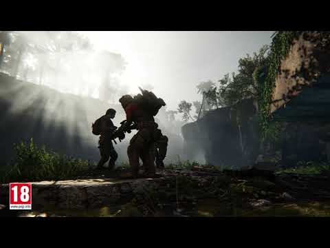 Ghost Recon Breakpoint - Raid 1: Titan Teaser[HD 1080P]