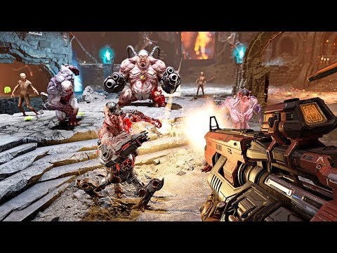 DOOM Eternal - Gameplay Demo Walkthrough