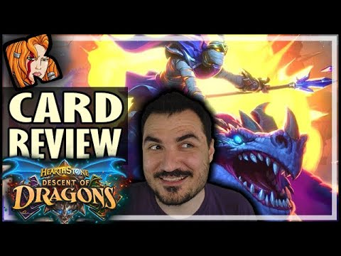 DESCENT OF DRAGONS - CARD REVIEW 2 - Hearthstone