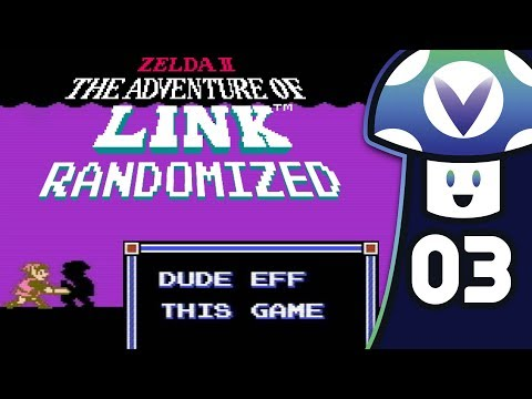 [Vinesauce] Vinny - Zelda II Randomized: 2019 Run (PART 3 Finale)