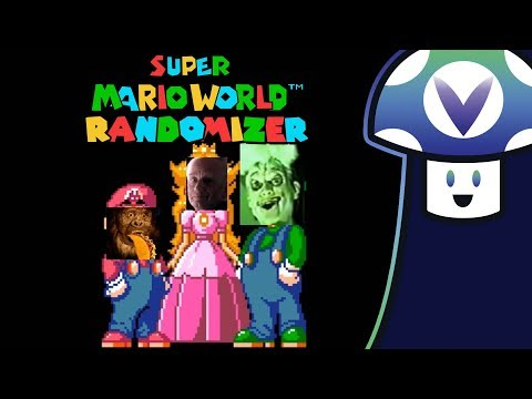 [Vinesauce] Vinny - Super Mario World Randomized: 2019 Run