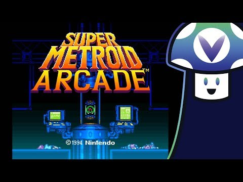 [Vinesauce] Vinny - Super Metroid Arcade: 2019 Run