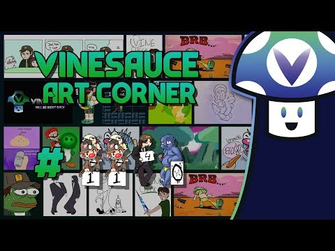[Vinebooru] Vinny - Vinesauce Art Corner #1140