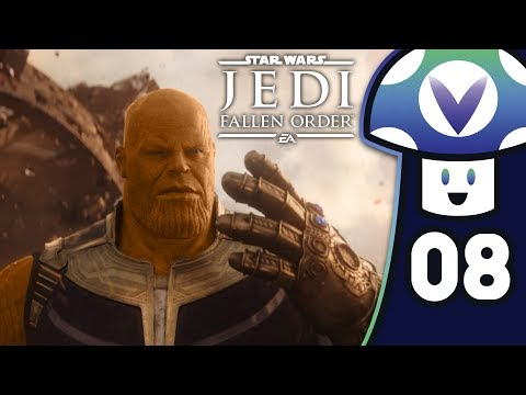[Vinesauce] Vinny - Star Wars Jedi: Fallen Order (PART 8)