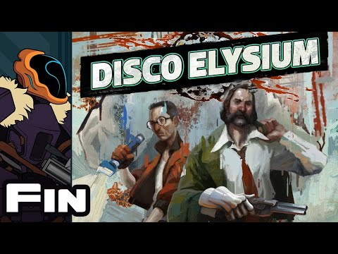 Let's Play Disco Elysium - PC Gameplay Part 41 - Finale - All Loose Ends