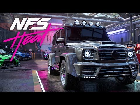 1500HP G-WAGON  - NEED FOR SPEED HEAT Gameplay Walkthrough Part 23