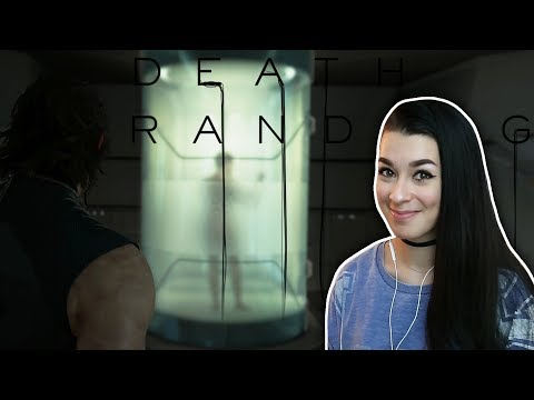SHOWER SPYING & PIZZA DELIVERY | Death Stranding Gameplay | Part 7
