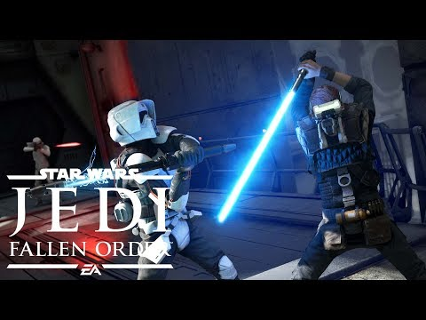 Big Surprise in the Tree Tops | Star Wars Jedi: Fallen Order | Let's Play - #9