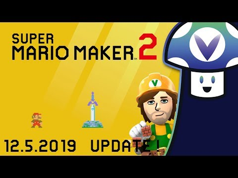 [Vinesauce] Vinny - Super Mario Maker 2 Update Reaction and Discussion