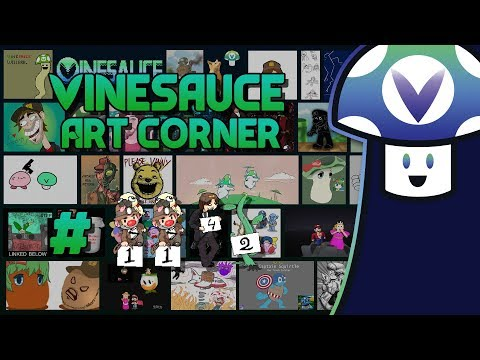 [Vinebooru] Vinny - Vinesauce Art Corner #1142