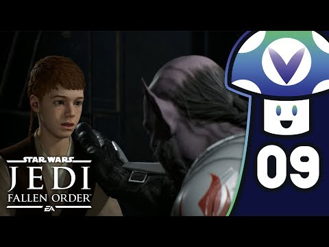 [Vinesauce] Vinny - Star Wars Jedi: Fallen Order (PART 9)