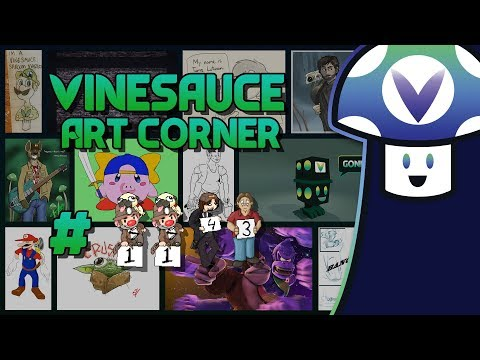 [Vinebooru] Vinny - Vinesauce Art Corner #1143