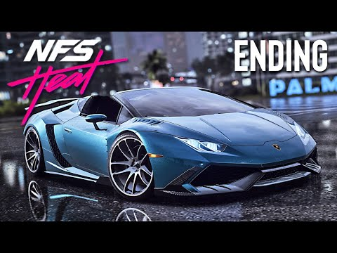 Ending Missions and Cutscenes! (Need for Speed: Heat, Ending)