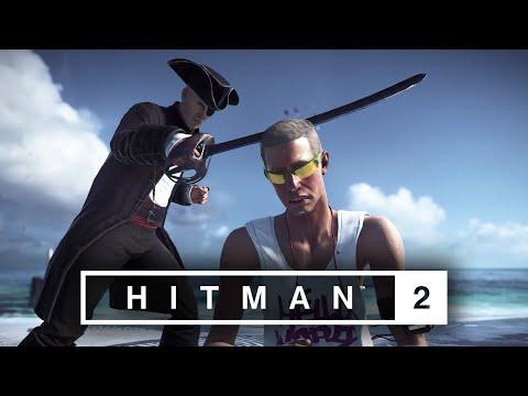 HITMAN™ 2 - The Bartholomew Hornswoggle Escalation Level 3, Haven Island (Silent Assassin)