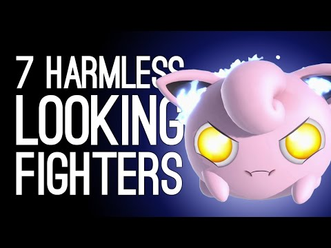7 Harmless-Looking Fighting Game Characters Who Were Absolute Beasts