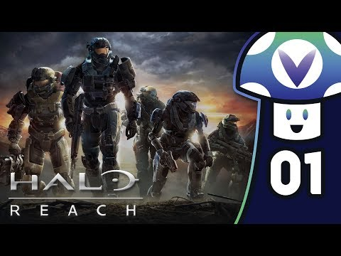 [Vinesauce] Vinny - Halo: Reach (PART 1)