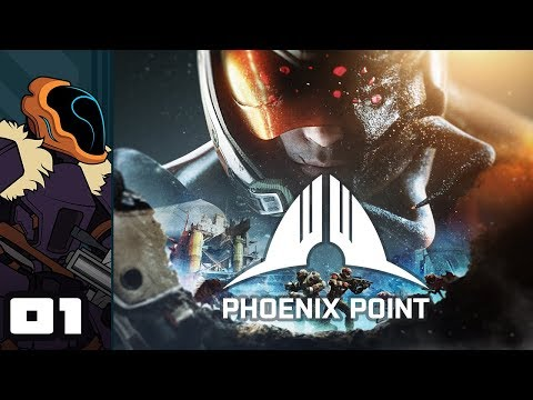 Let's Play Phoenix Point - PC Gameplay Part 1 - To Save Our Mother Earth From Any... Mutant Attack?