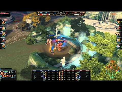 SPL Week 6 Day 4: Enemy vs. Team Elevate Game 2