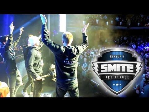 SMITE Pro League - Season 3 begins March 24