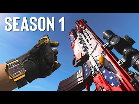 Call of Duty: Modern Warfare SEASON 1 Battle Pass, Weapons & More! (COD MW)