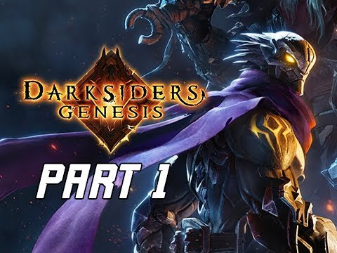 DARKSIDERS GENESIS Walkthrough Part 1 - STRIFE (PC Gameplay)