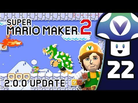 [Vinesauce] Vinny - Super Mario Maker 2 (PART 22)