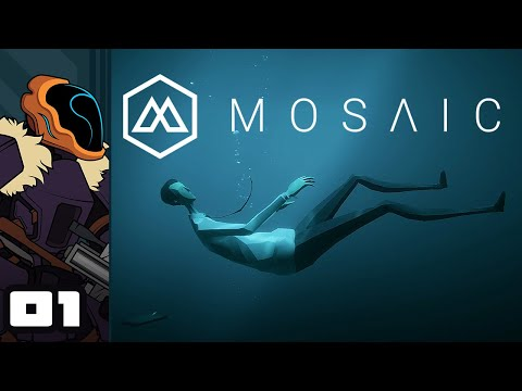 Let's Play Mosaic - PC Gameplay Part 1 - Crushing Reality