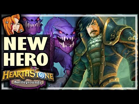 NEW HERO VAN CLEEF! - Hearthstone Battlegrounds