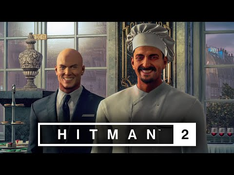 HITMAN™ 2 Elusive Target #20 - The Chef, Paris (Silent Assassin Suit Only)