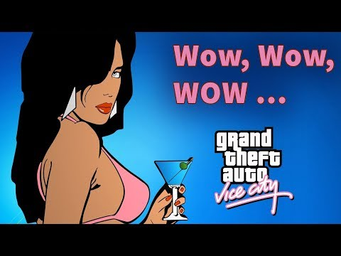 🎧 GTA Vice City Radio Songs — Wow, Wow, WOW ... | Kate Bush