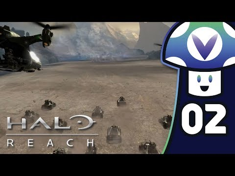 [Vinesauce] Vinny - Halo: Reach (PART 2)