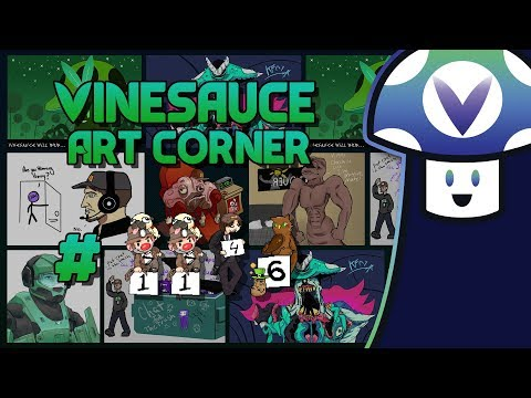 [Vinebooru] Vinny - Vinesauce Art Corner #1146