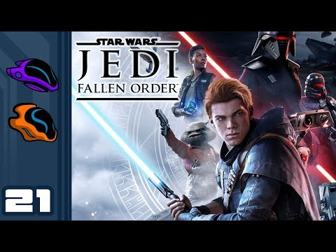 Let's Play Star Wars Jedi: Fallen Order - PC Gameplay Part 21 - Sabers Akimbo!