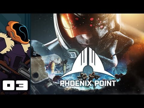 Let's Play Phoenix Point - PC Gameplay Part 3 - Obi Wan Is Disappointed