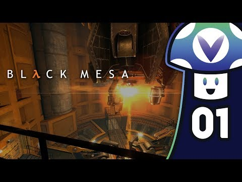 [Vinesauce] Vinny - Black Mesa (PART 1)