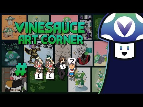 [Vinebooru] Vinny - Vinesauce Art Corner #1147