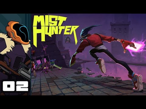 Let's Play Mist Hunter [Early Access] - PC Gameplay Part 2 - I Am A Human Bug Magnet