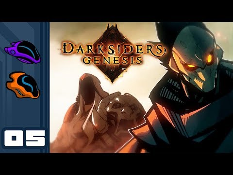 Let's Play Darksiders Genesis [Co-Op] - PC Gameplay Part 5 - Hell Really Did Freeze Over