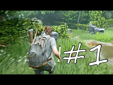 THE LAST OF US 2 Gameplay Demo Walkthrough [Open World Zombie Game 2020]